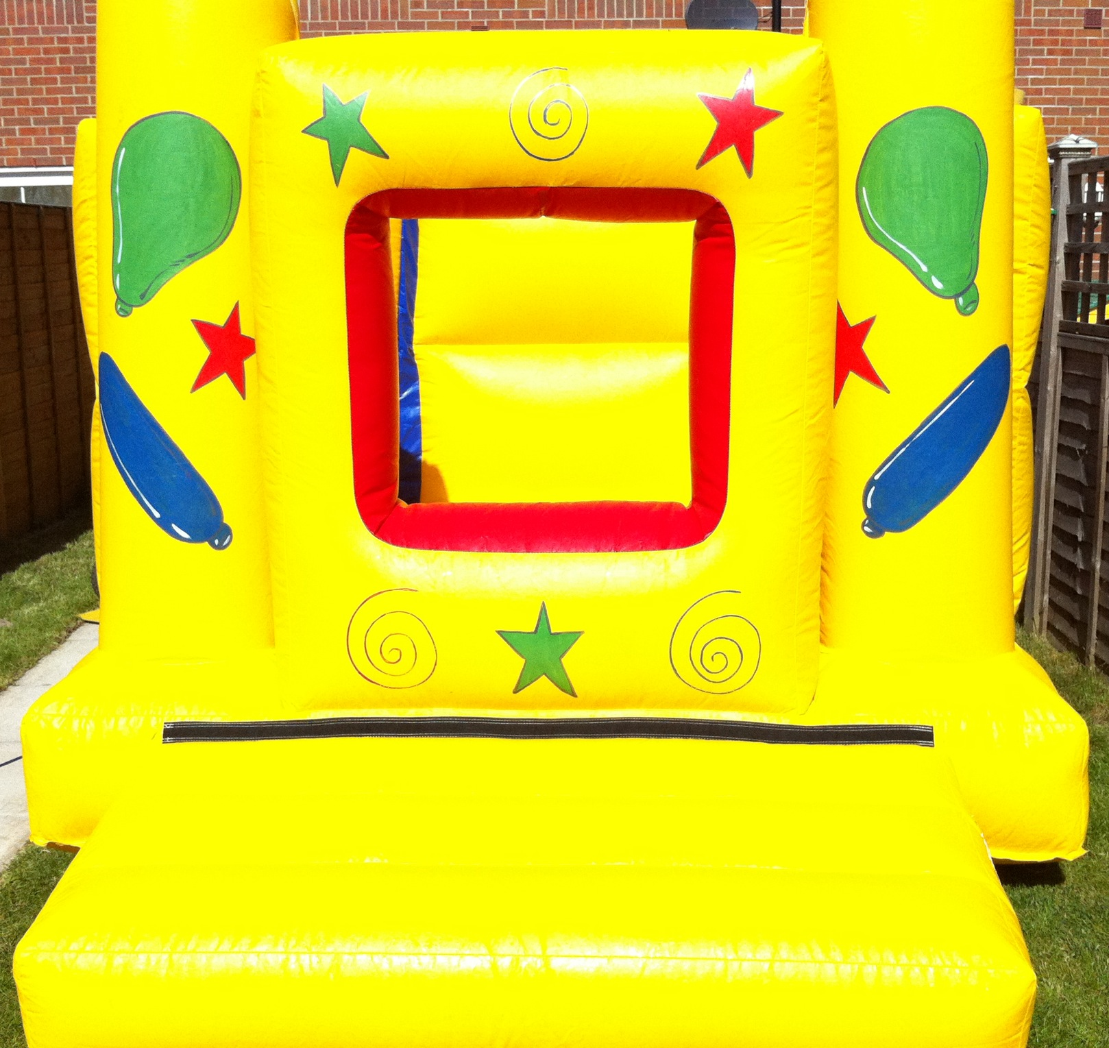 Toddler Bouncy Castle Hedge End Eastleigh Southampton Hampshire